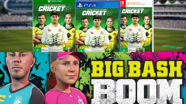 Bargain Alert: Get Big Bash Boom for free with the purchase of Cricket 19
