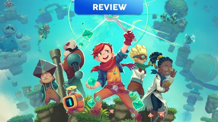 Sparklite (Switch) Review