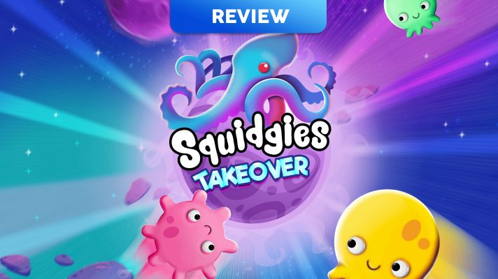 Squidgies Takeover (Switch eShop) Review