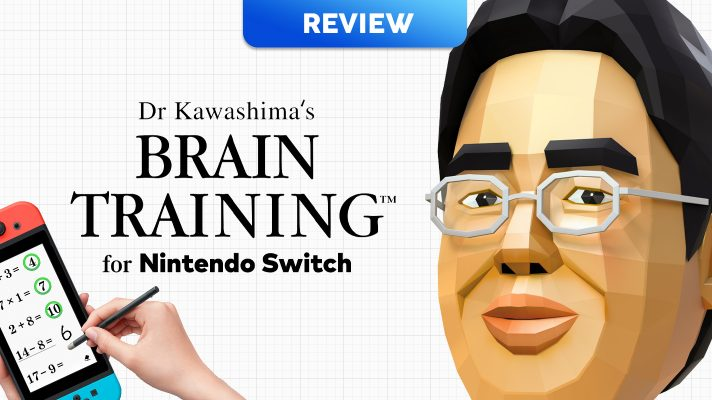 Dr Kawashima's Brain Training for Nintendo Switch Review