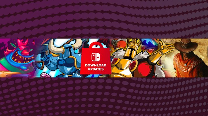 Nintendo Download Updates (9/12 – 15/12) Knighted