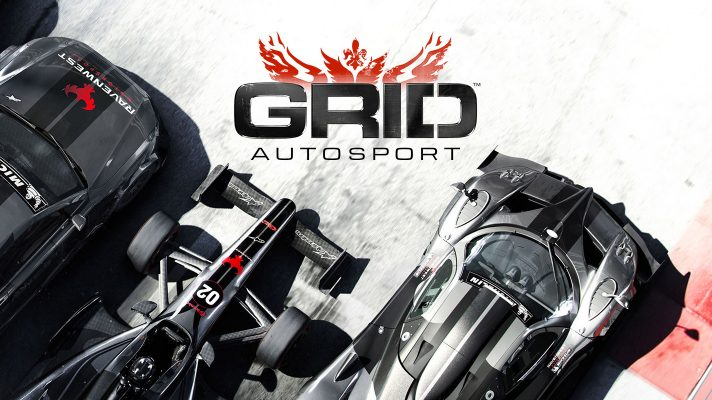 GRID Autosport on Switch gets split-screen, local multiplayer next week, online in 2020
