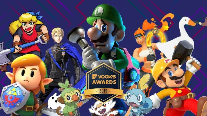 The Vooks Awards 2019 – The Best of Switch, Nindies, eShop and more