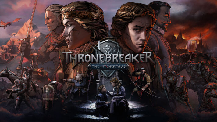 Thronebreaker: The Witcher Tales has shadow-dropped onto the Switch