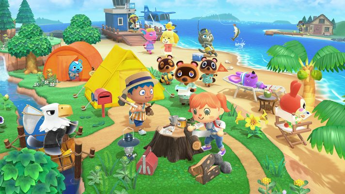 Animal Crossing New Horizons will support cloud backup, but only if you lose or damage your Switch