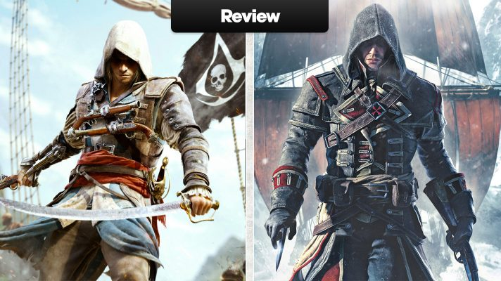 Assassin's Creed: The Rebel Collection (Switch) Review