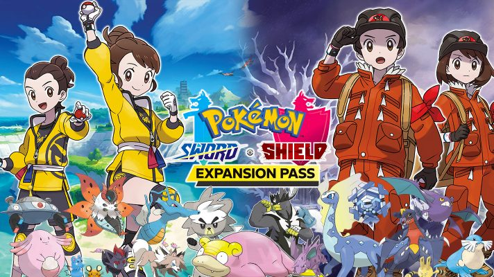 Pokémon Sword and Shield gets expansion pass, two new areas, 200+ returning Pokémon and more