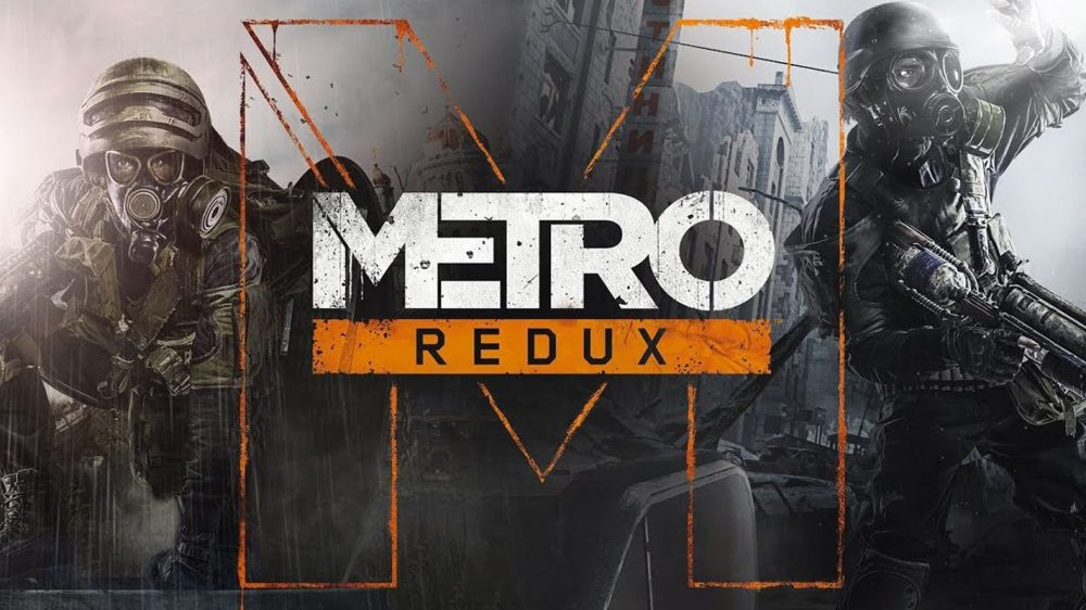 Metro Redux is coming to Nintendo Switch on February 28