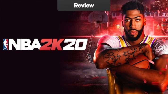 NBA 2K20 (Switch) Review