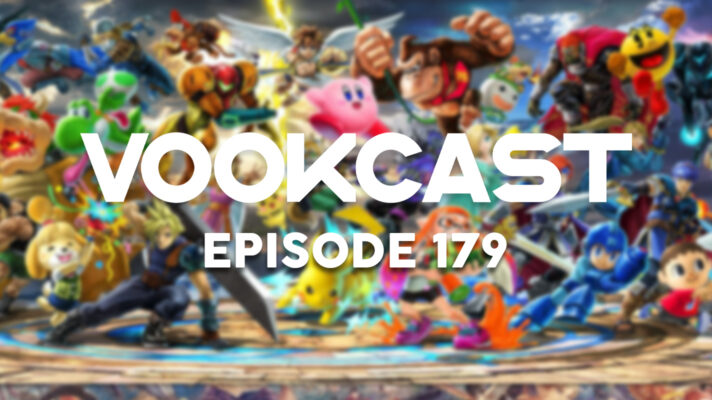 Vookcast #179: Super Smash Bros. Birthdée!