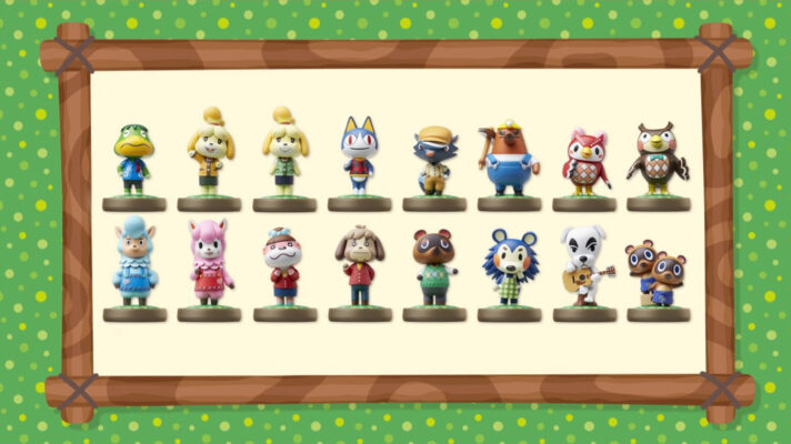 Animal Crossing: New Horizons will support amiibo