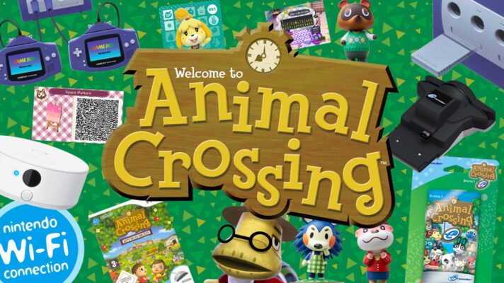 The wonderful world of communication and connectivity in Animal Crossing