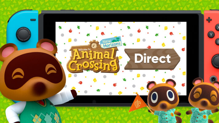 Set sail for an Animal Crossing: New Horizons Direct this week