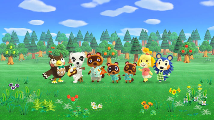 Everything from the Animal Crossing New Horizons Direct