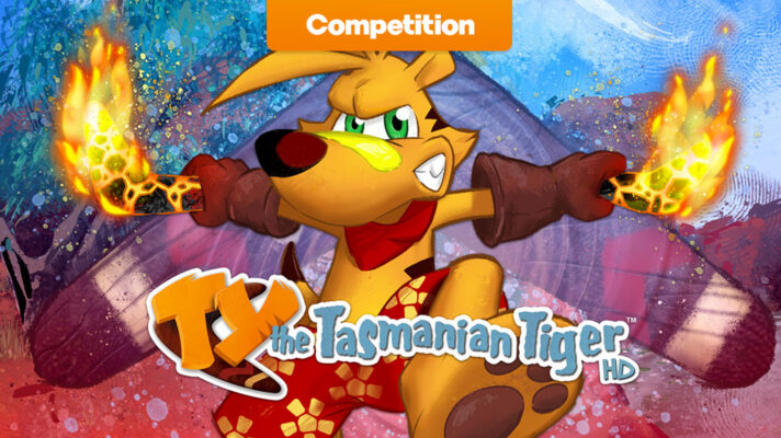 Winners of our TY The Tasmanian Tiger competition announced