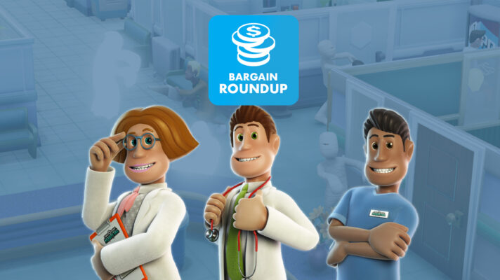 Aussie Bargain Roundup: Two Point Hospital