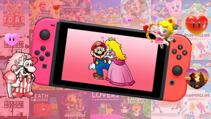 Co-op games for the Nintendo Switch to help celebrate Valentine's Day