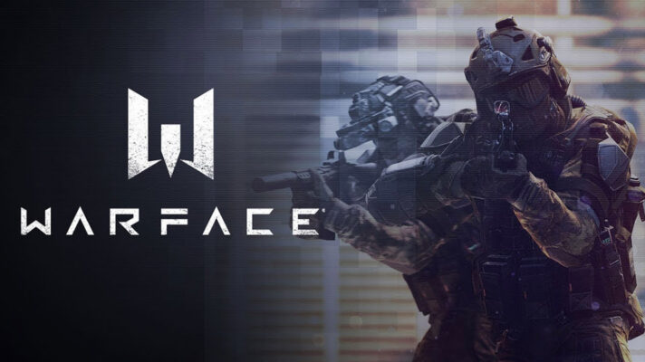 Crytek's free-to-play shooter Warface has dropped on the Switch eShop