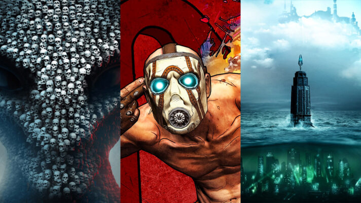 2K Games bring BioShock & Borderlands Collections, XCOM 2 to Switch