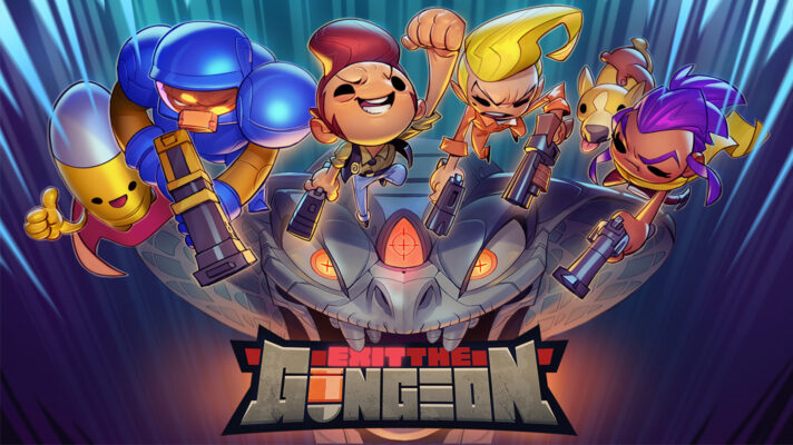 Exit the Gungeon is coming to Switch today