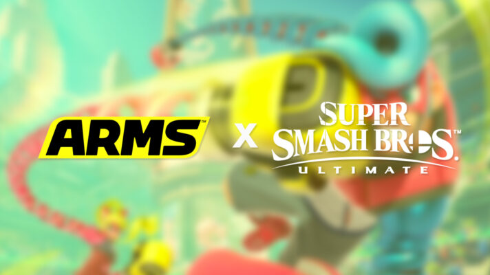 The next Smash Bros. Ultimate Fighters Pass Fighter will be from ARMS