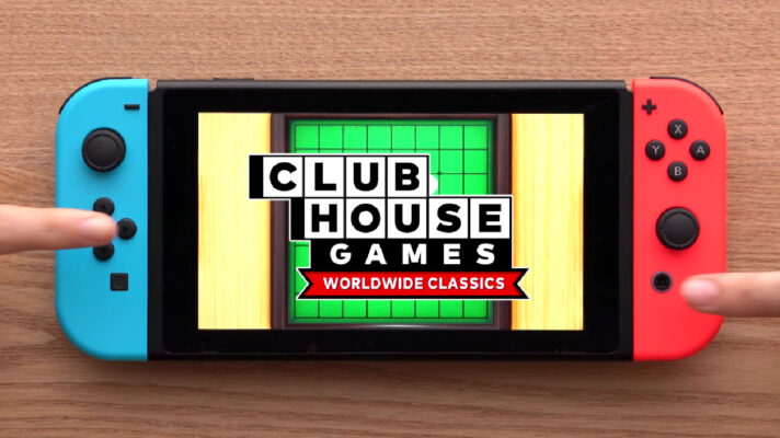 Clubhouse Games returns on Switch with 51 games, out June
