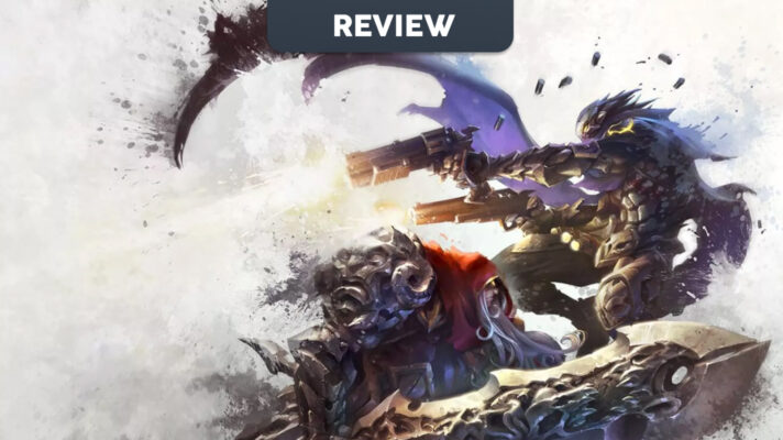 Darksiders Genesis (Switch) Review