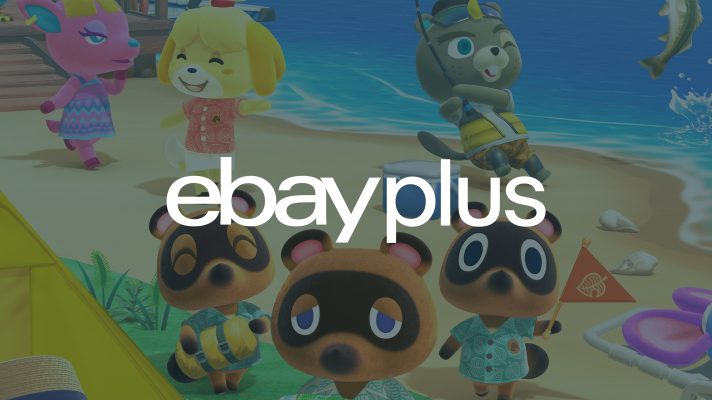 eBay will have Animal Crossing: New Horizons for $49 on Wednesday only for eBay Plus members