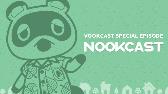 Vookcast Special Episode: The Nookcast