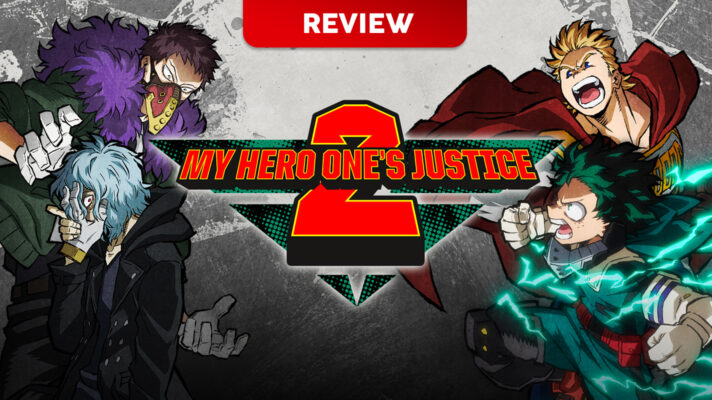 My Hero One's Justice 2 (Switch) Review
