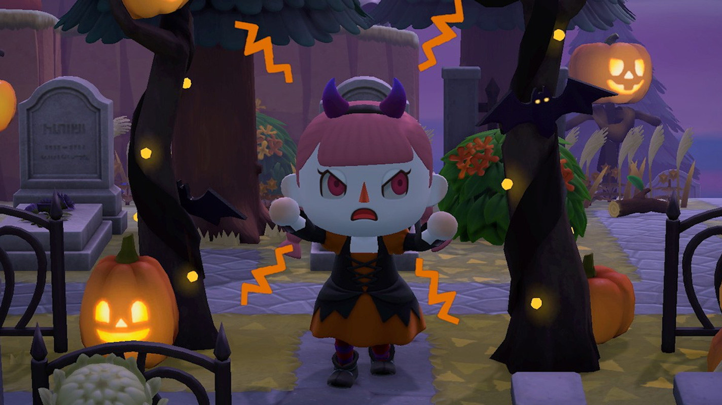 Animal Crossing: New Horizons getting a spooky update on September 30th – Vooks